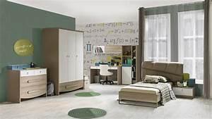 Schrank 100 X 200 : jugendzimmer green 90x200 cm bett schrank modern braun beige s 76004 ~ Bigdaddyawards.com Haus und Dekorationen