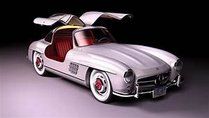 Mercedes 300 Sl A Vendre : mercedes 300 sl 3 by heozart on deviantart ~ Gottalentnigeria.com Avis de Voitures