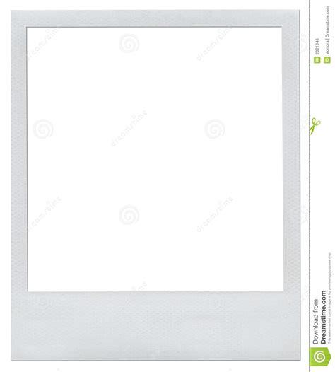 marco polaroid en blanco stock de ilustracion ilustracion