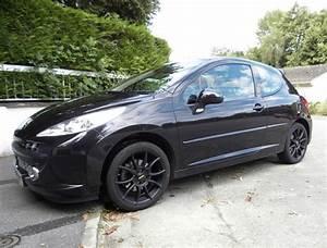 Peugeot 207 Noir : 207 thp 150 griffe 3 portes noir obsidien 207 peugeot forum marques ~ Gottalentnigeria.com Avis de Voitures