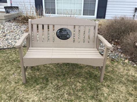 engraved garden benches 48 memorial bench with 8 5x11 laser engraved