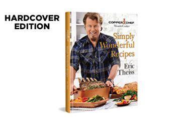copper chef  cooker cookbook  recipes gadgets   baking pans set casserole