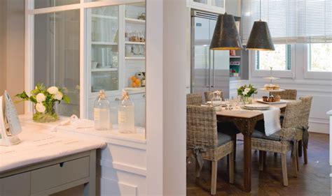 Eat In Kitchen  Transitional  Kitchen  Deulonder
