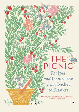 picnic recipes  inspiration  basket  blanket