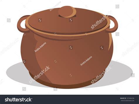 Cartoon Vector Illustration Pot Lid Stock Vector 107484236