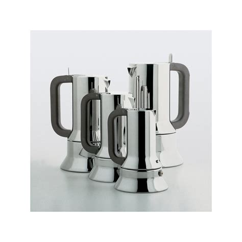 large espresso alessi espresso coffee maker 9090 large finnish design shop
