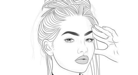 disegni ragazze di spalle disegni da colorare di ragazze fredrotgans