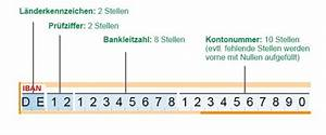 Iban Berechnen Deutsche Bank : bankverbindungen und sepa informationen devk ~ Themetempest.com Abrechnung