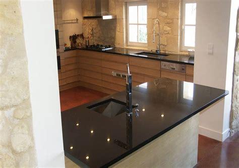 cuisine en granit cuisine moderne bois granit wraste com