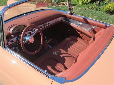 1955 Thunderbird Under Hood Bing Images