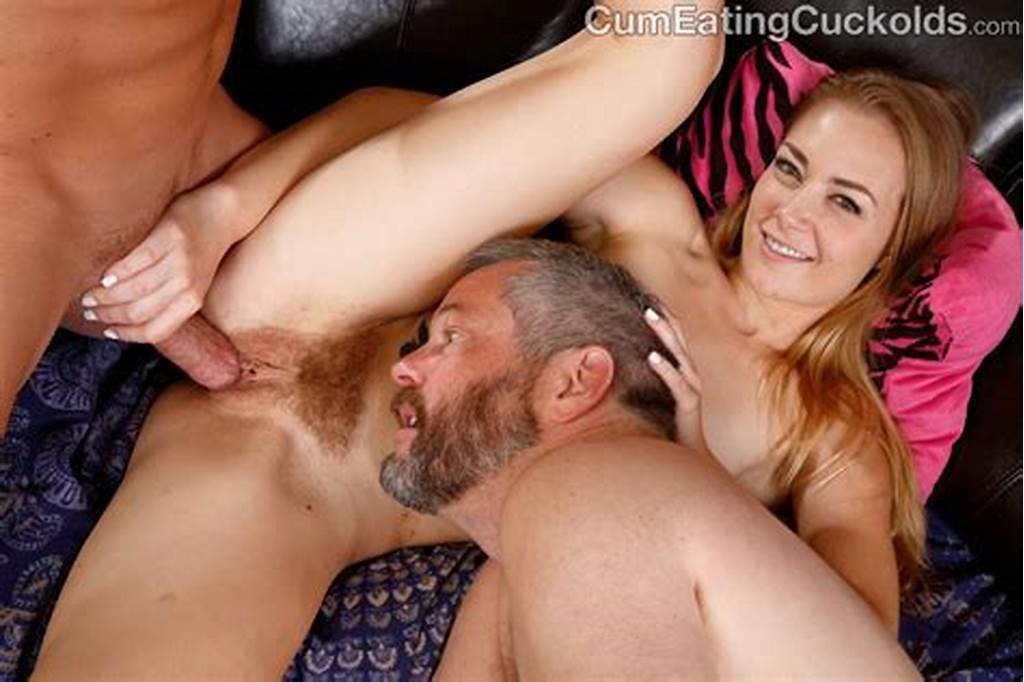 #Hot #Redhead #And #Her #Cuckold #Husband #Share #A #Fat #Cock