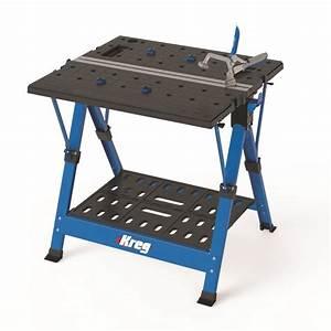 Table Multifonction : table de travail multifonction kreg kws1000 kreg 483159 ~ Mglfilm.com Idées de Décoration