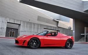 Tesla Roadster Desktop HD Wallpaper 62149 1920x1200 px ...