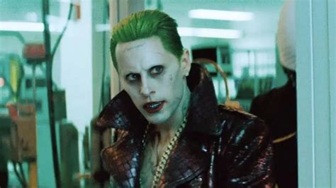 The Reason Jared Leto Hasn't Watched Suicide Squad