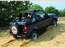 Suzuki Jimny 'JIMMY' 4x4 Soft Top AWD Convertible