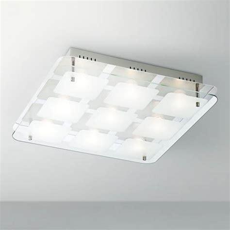 possini euro branch 30 1 2 quot wide chrome ceiling light