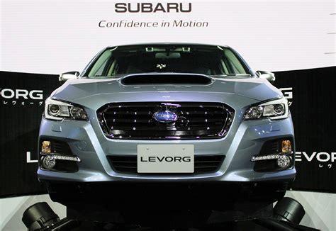 Este Es El Nuevo Subaru Levorg Concept Page 2 Ruedas