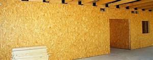 Mur En Osb : pas de formald hyde la maison bulle enterr e ~ Melissatoandfro.com Idées de Décoration
