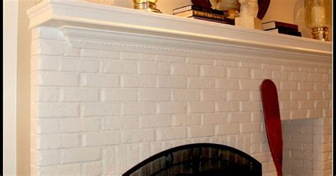 Painting Brick  Ee  Fireplace Ee   White Hometalk
