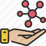 Icon Molecules Flaticon Premium Soft Fill Icons