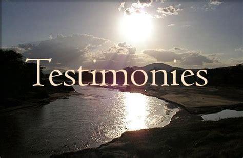 Image result for Christian testimony