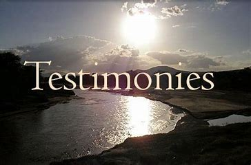 Image result for Christian testimony