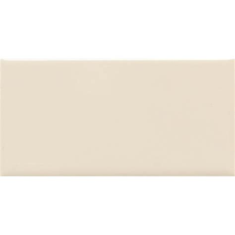 Rittenhouse Square Tile Almond by Rittenhouse Square Almond 3 In X 6 In Ceramic Wall Tile