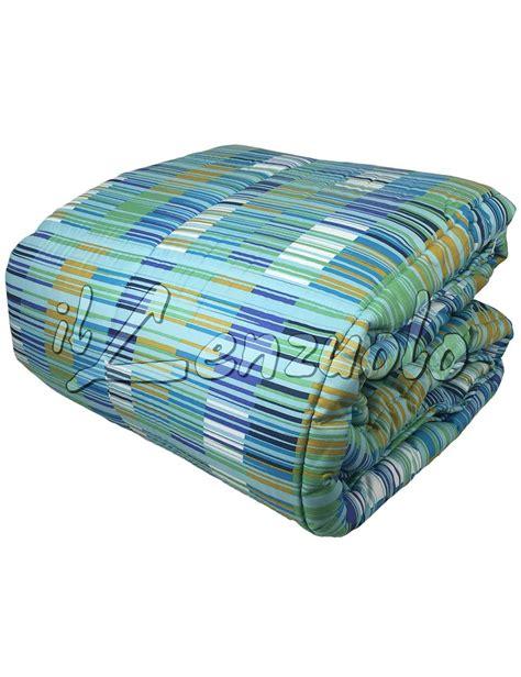 piumone letto singolo trapunta invernale letto singolo in microfibra caleffi dilan