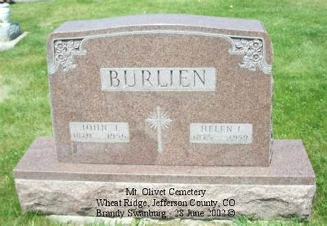 mt olivet cemetery wheat ridge jefferson county