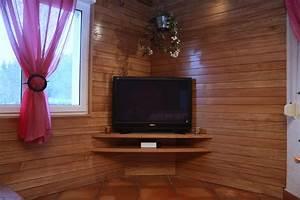 Meuble tv en coin Choix d'électroménager