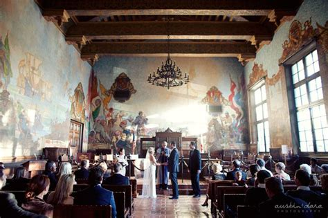 santa barbara courthouse mural room 31 best santa barbara weddings images on santa