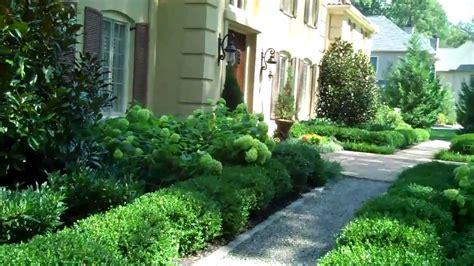Home Design And Decor Magazine - landscape design formal garden on philadelphia 39 s main line main line landscape design youtube