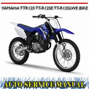 Yamaha Ttr125 Tt