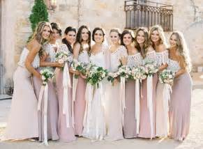 bohemian bridesmaid dresses 50 chic bohemian bridesmaid dresses ideas deer pearl flowers