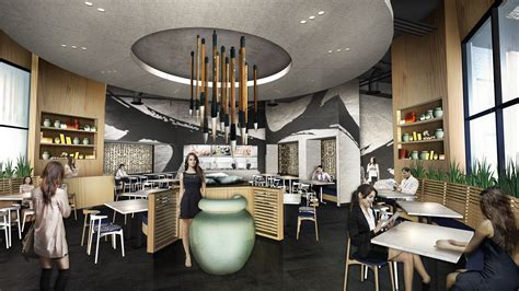 rtkl project dongpo kitchen restaurant  universal city