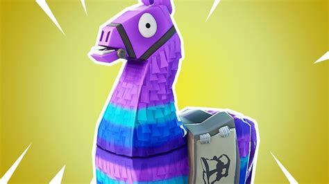 fortnite   find  supply llama  battle royale