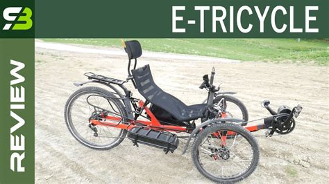 Custom E-tricycle. How It Works? Beginners Guide For 3