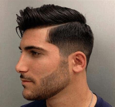 fresh   barbershop hairstyles