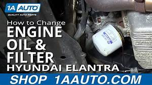 How To Change Engine Oil And Filter 01