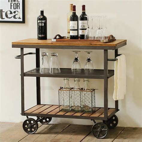 7 stylish bar carts to store your booze in   Home & Decor