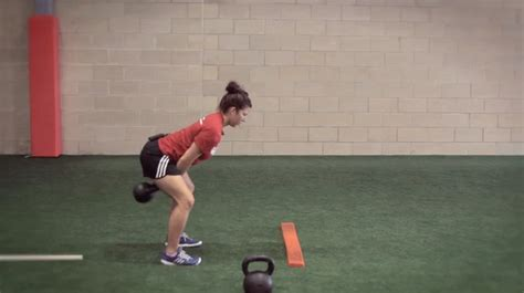 Kettlebell Swing Form by Learn To Perform Kettlebell Swings Correctly By Avoiding