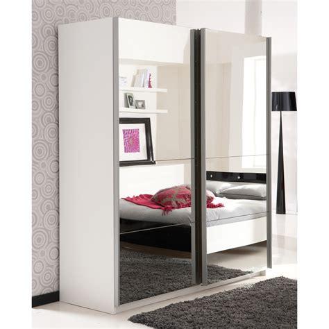 meuble penderie chambre meuble penderie chambre armoire 2 portes 1 tiroir easy