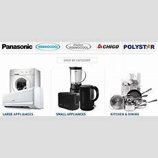 Buy Kitchen Appliances Online In Nigeria  Where To Buy