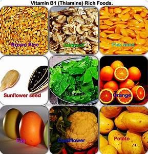 About  U0026 39 B Vitamins In Food U0026 39