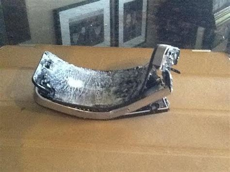 iphone blows up hd brand new iphone 5 explodes breaks blows up
