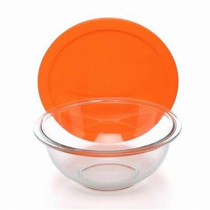 Smart Mixing Colored Essentials Piece Pyrex Lid