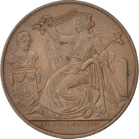 chambre m騁ier 27223 léopold ier module de 5 centimes 1856 km m1 sup 5 centimes de 51 à 150 euros cuivre 1856 comptoir des monnaies numismatique