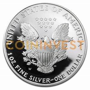1 oz american eagle silver proof without certificate With american eagle order invoice