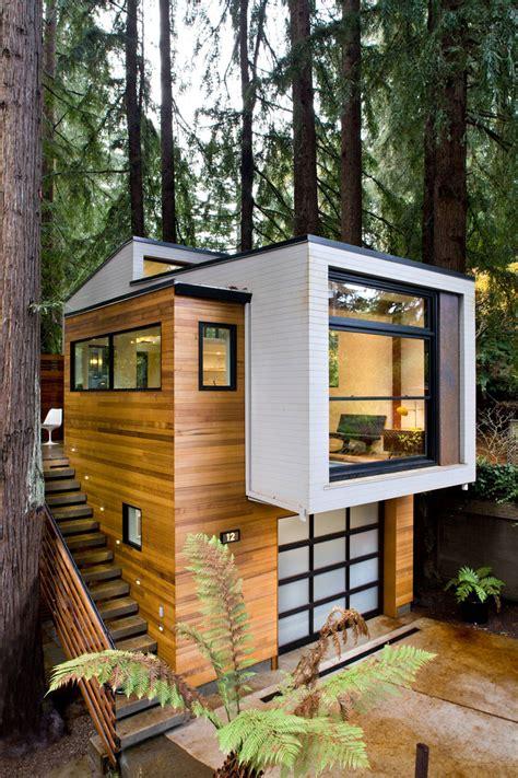 custom modern small house   forest california idesignarch interior design