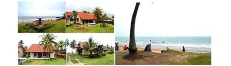 Tambang Ayam Cottage di Pantai Bandulu Anyer Villa di